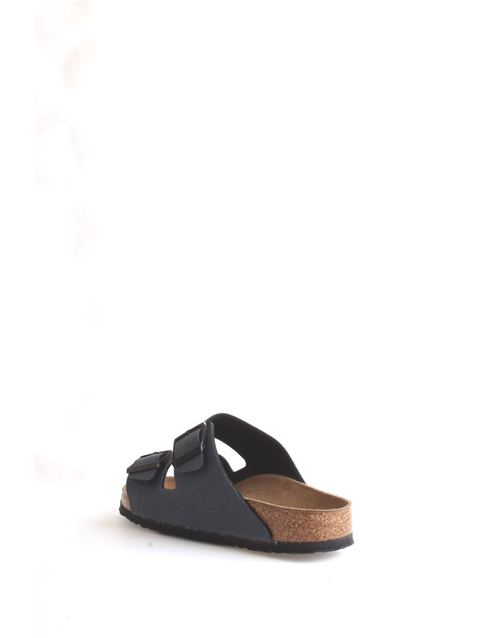 BIRKENSTOCK Slippers Dark gray