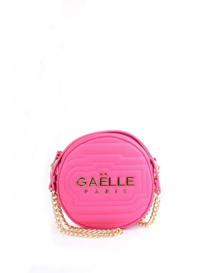 GAELLE PARIS Cross body bag Fuchsia