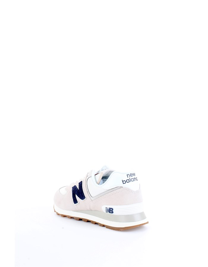 NEW BALANCE Sneakers Milk