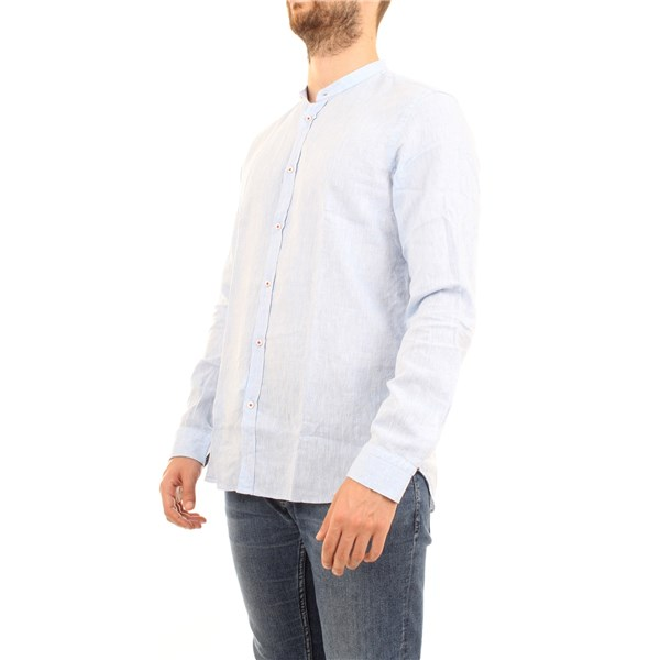MANUEL RITZ T-Shirt Light blue