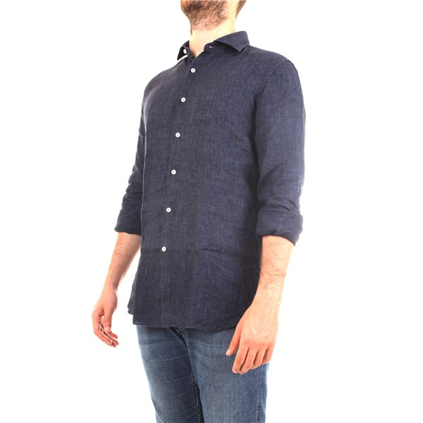 XACUS Shirt Blue
