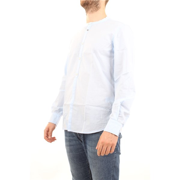 Officina36 Shirt Light blue