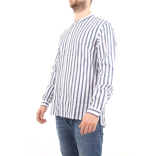 Officina36 Shirt Blue