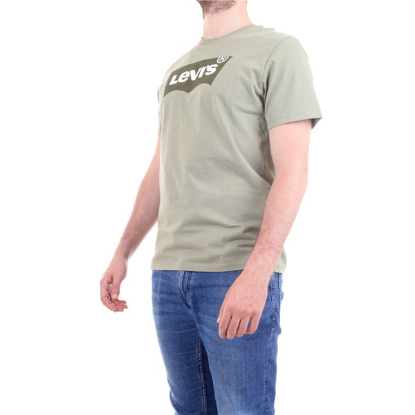 LEVI'S T-Shirt/Polo Green