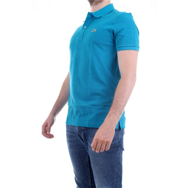 Lacoste Polo shirt Green water