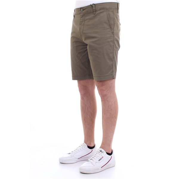 LEVI'S Shorts Military green