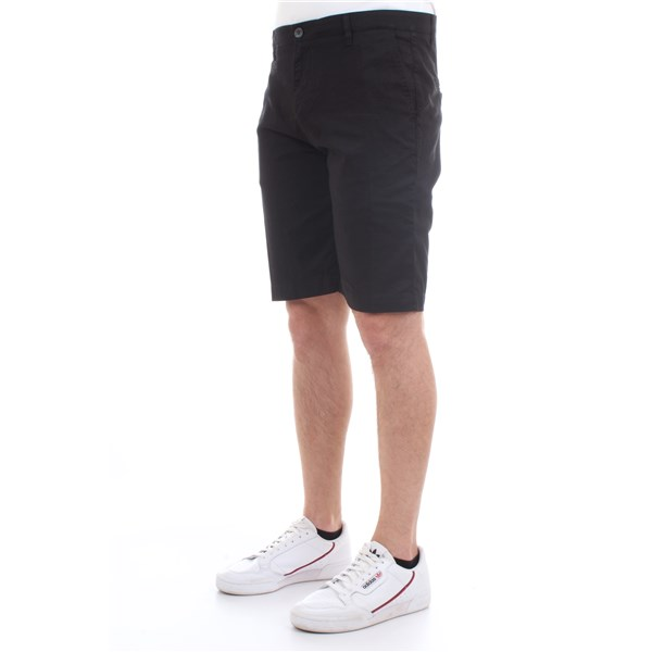 Officina36 Shorts Black