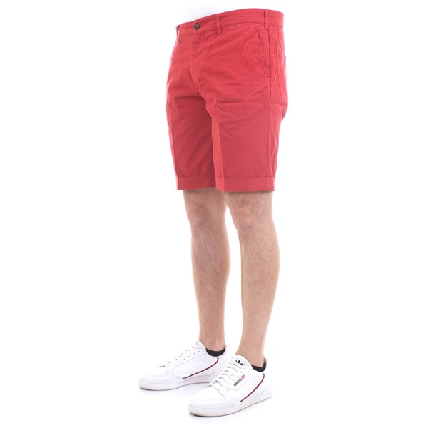 40 Weft Shorts Red