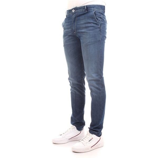 CAMOUFLAGE Jeans Light blue