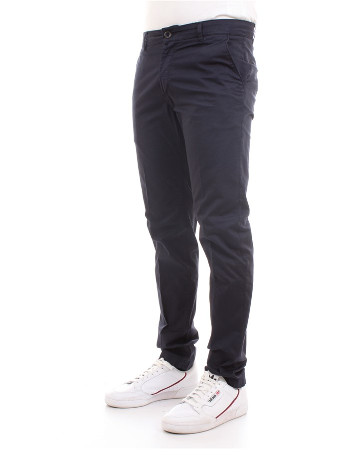 CAMOUFLAGE Trousers Blue