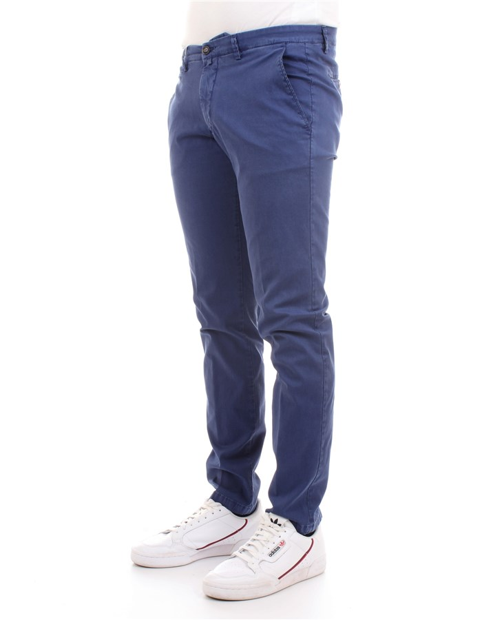 Briglia Trousers Medium blue