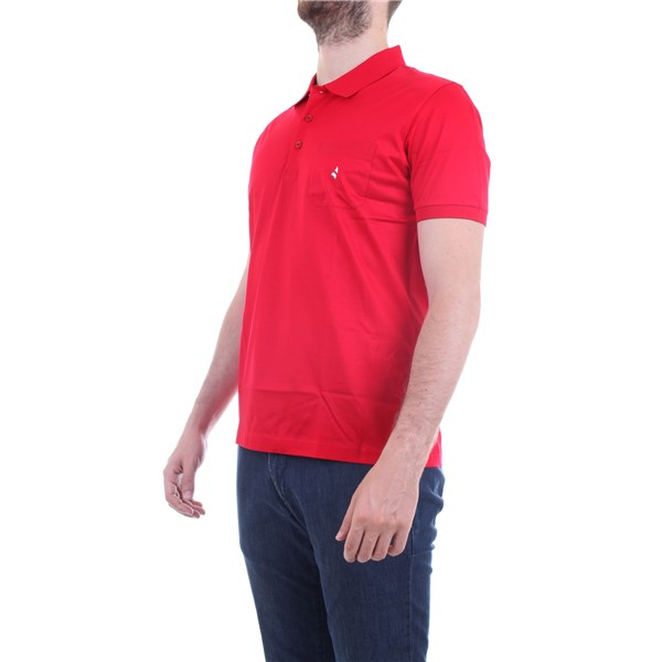 NAVIGARE Polo shirt Red