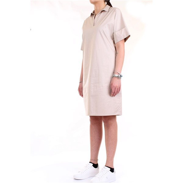 Cappellini By Peserico Dress Sand