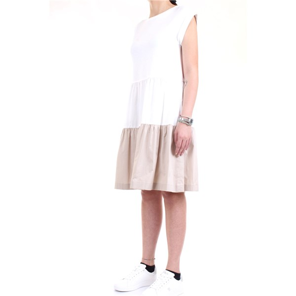 Cappellini By Peserico Dress White
