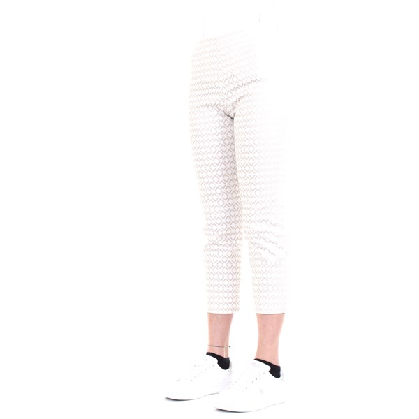 Cappellini By Peserico Trousers White