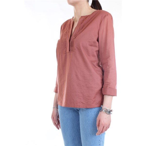 Cappellini By Peserico Shirt Rust