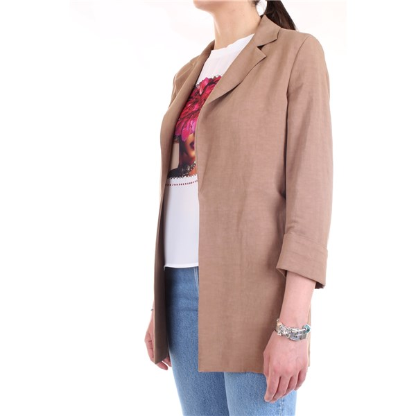 LANACAPRINA Jacket Beige