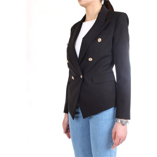 LANACAPRINA Jacket Black