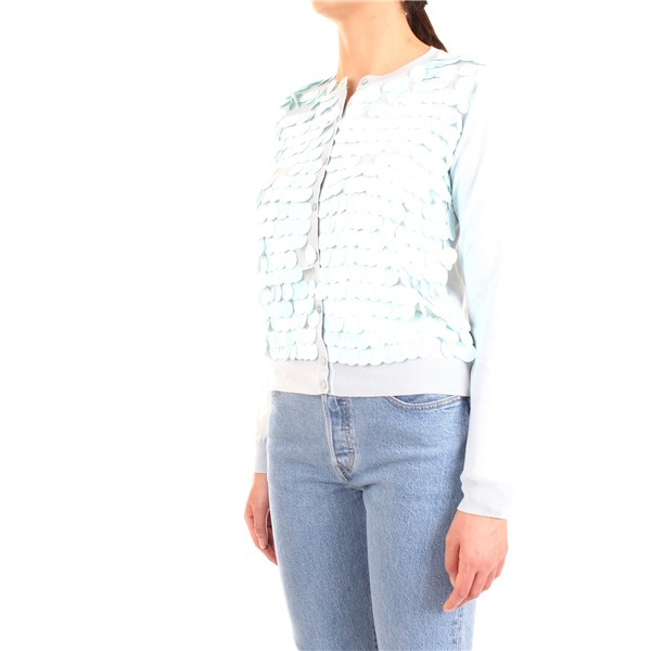 LANACAPRINA Cardigan Light blue