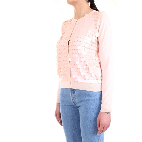 LANACAPRINA Cardigan Pink Lady