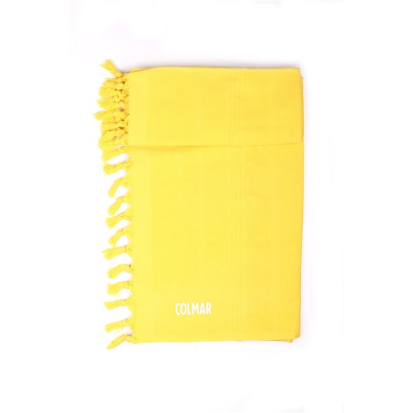 COLMAR ORIGINALS Beach towel Yellow