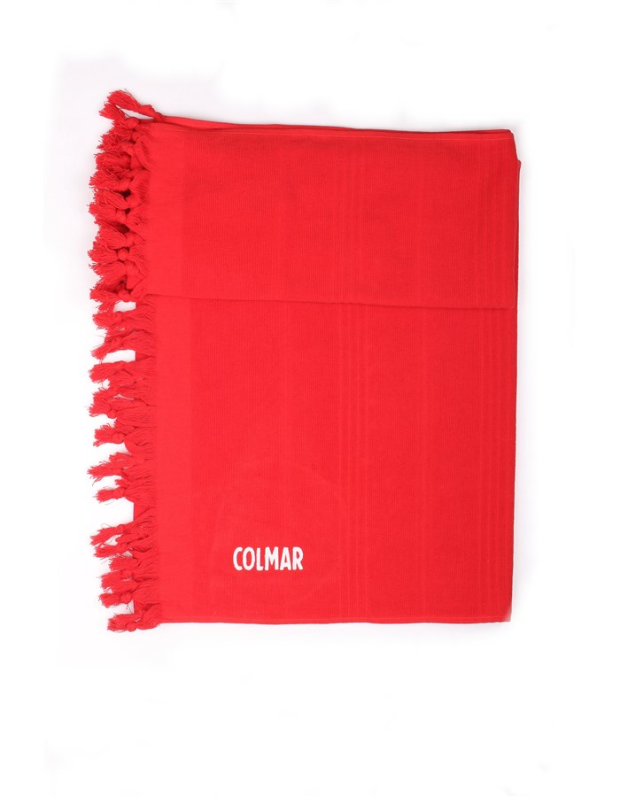 COLMAR ORIGINALS Beach towel Red