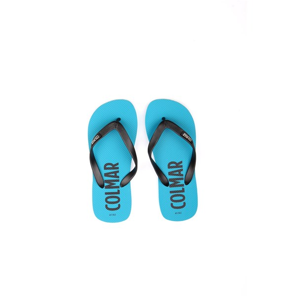 COLMAR ORIGINALS Thongs Turquoise