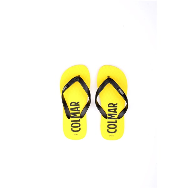 COLMAR ORIGINALS Thongs Yellow