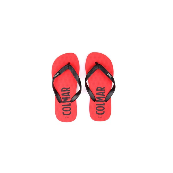 COLMAR ORIGINALS Thongs Red
