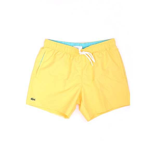 Lacoste Swimsuit Yellow