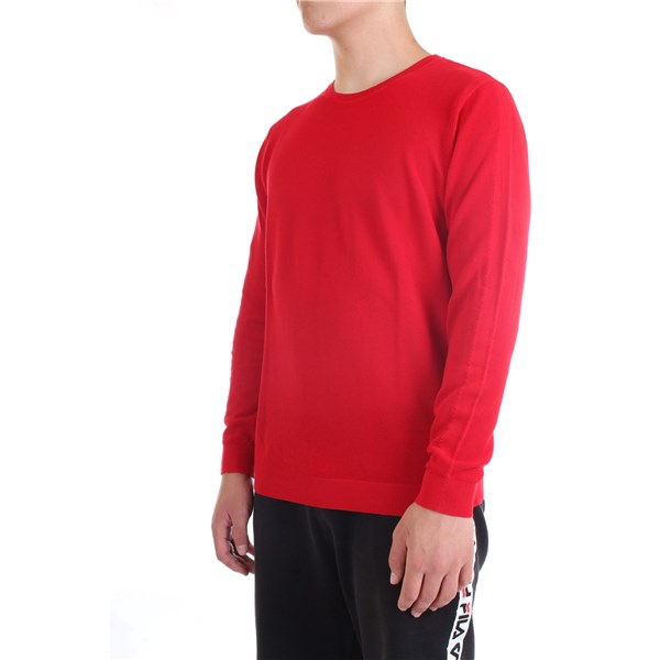DIKTAT Sweater Red