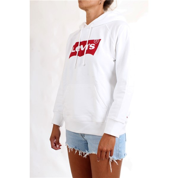 LEVI'S Sweater White