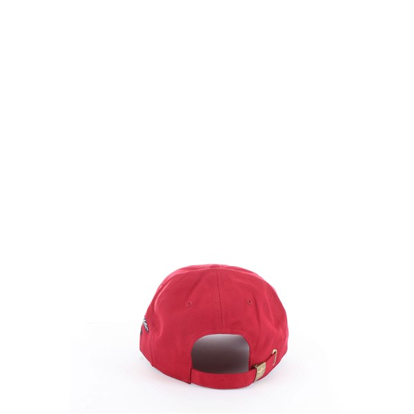 AERONAUTICA MILITARE Hats Red