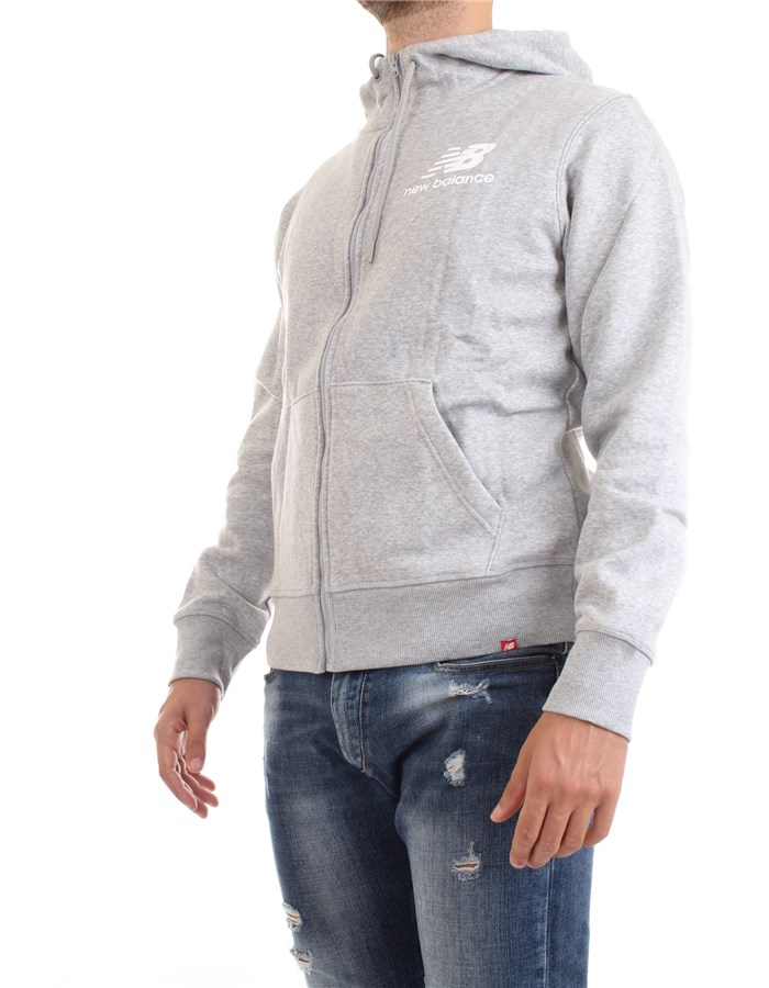 NEW BALANCE Sweater Grey
