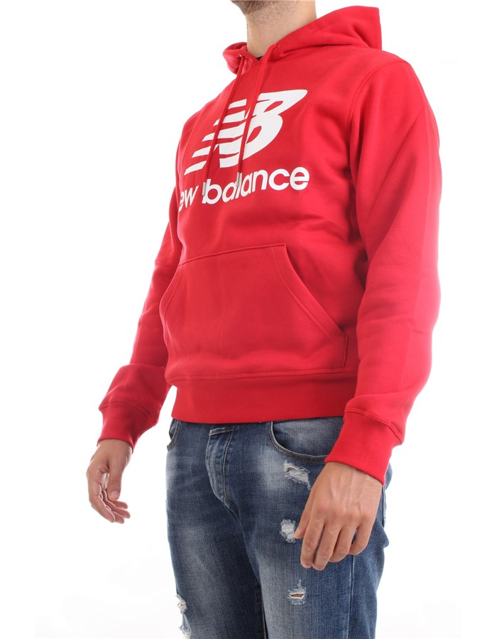 NEW BALANCE Sweater Red