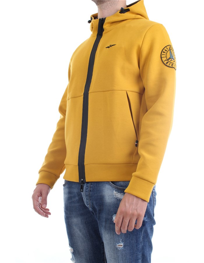 AERONAUTICA MILITARE Sweater Yellow