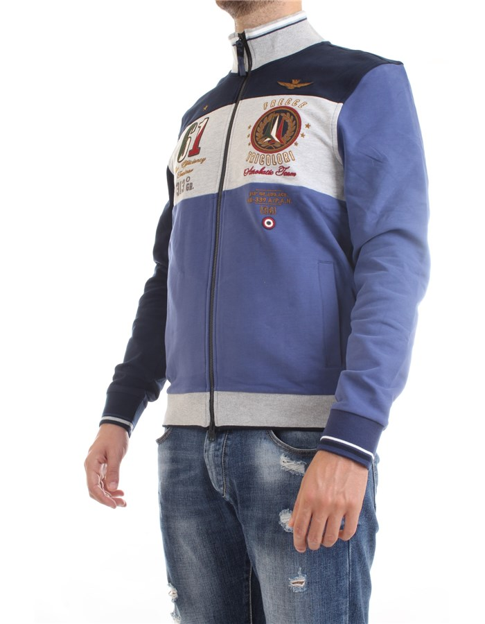 AERONAUTICA MILITARE Sweater Ink
