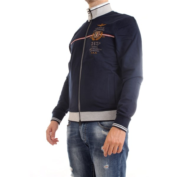 AERONAUTICA MILITARE Sweater Blue