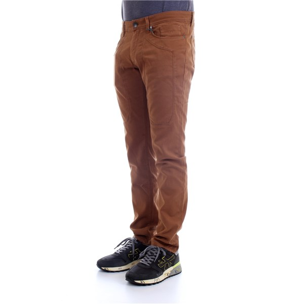 JECKERSON Trousers Leather