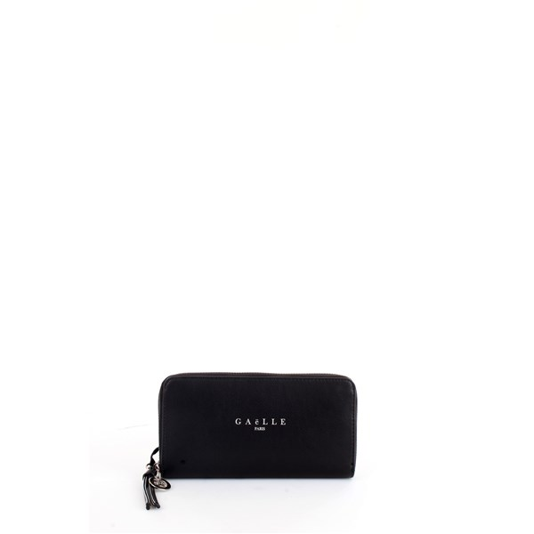GAELLE PARIS Wallet Black