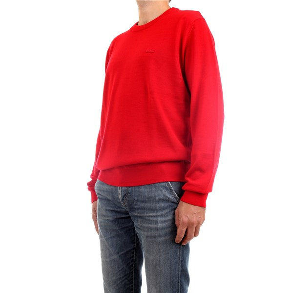 Lacoste Pullover Red