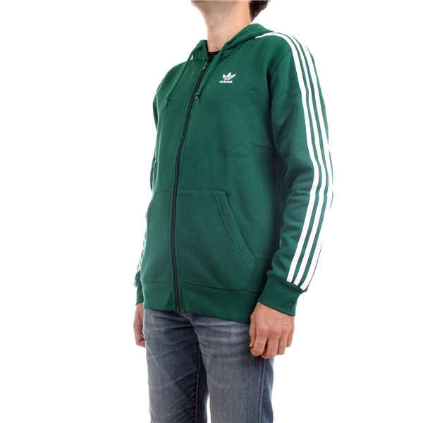ADIDAS ORIGINALS Sweater Green