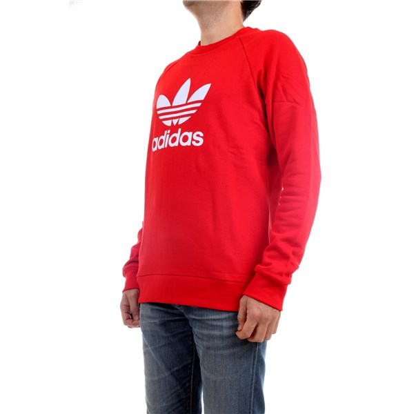 ADIDAS ORIGINALS Sweater Red