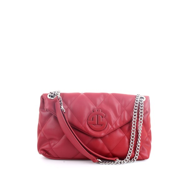 GAELLE PARIS Cross body bag Red