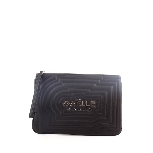 GAELLE PARIS Clutch Black