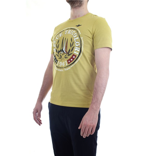 AERONAUTICA MILITARE T-Shirt/Polo Yellow