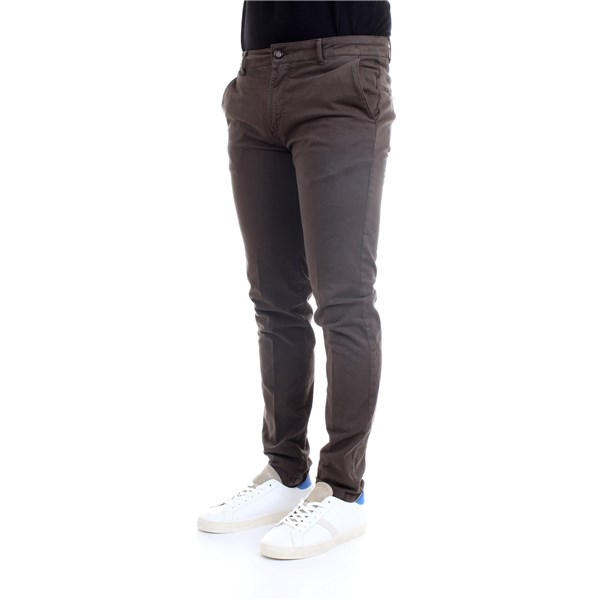 CAMOUFLAGE Trousers Brown