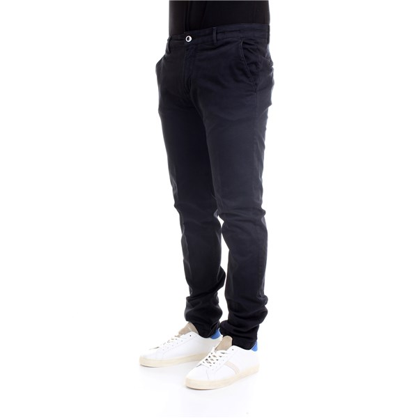 CAMOUFLAGE Trousers Dark blue