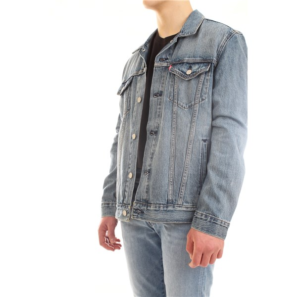 LEVI'S Jacket Medium blue