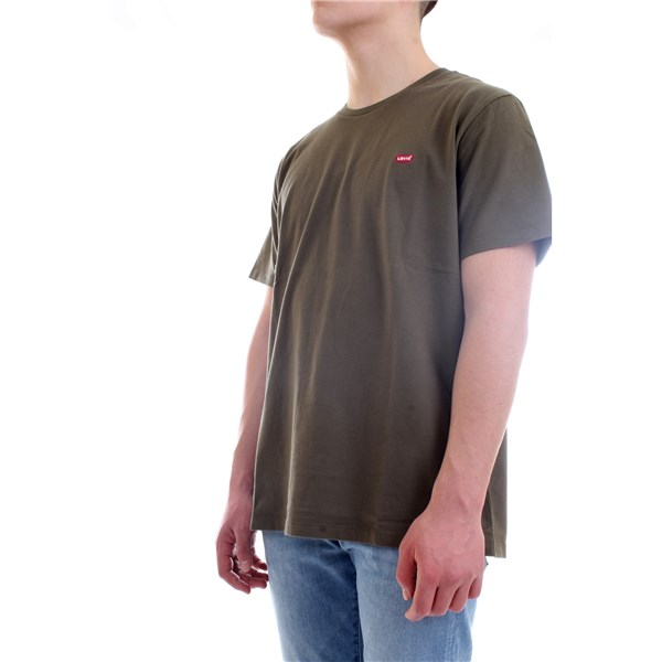 LEVI'S T-Shirt/Polo Military green